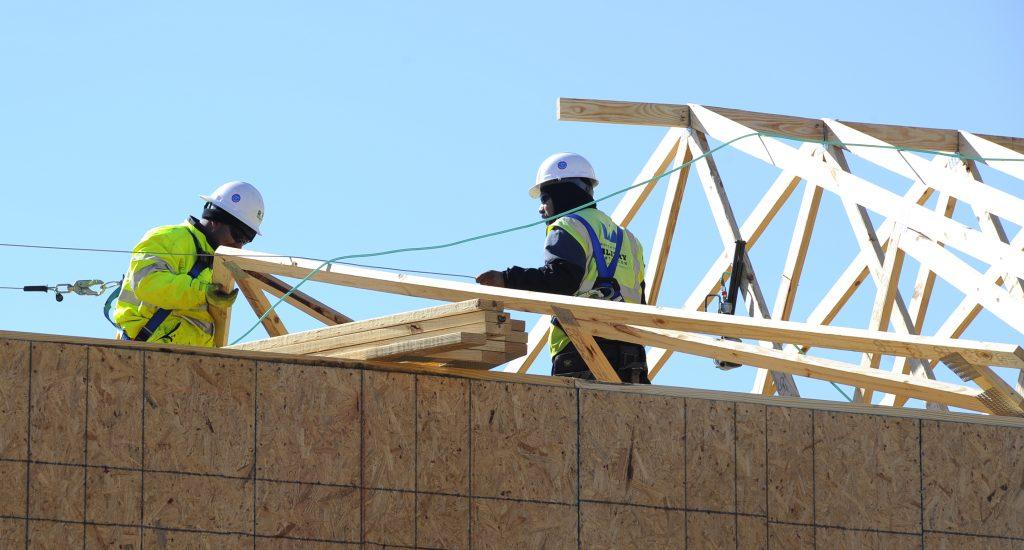 två takläggare i malmö, skåne